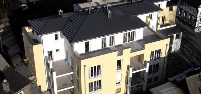 Stadtvilla-Charakter in Netphen