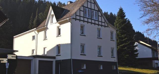 Dreifamilienhaus in Siegen