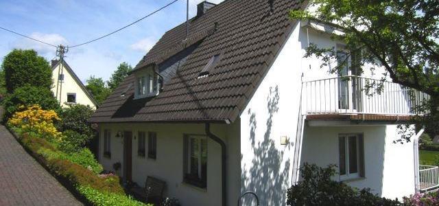 Einfamilienhaus mit großem Grundstück in Netphen
