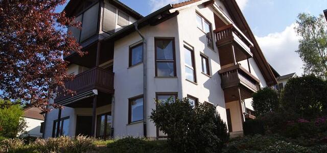 EG-Eigentumswohnung in Hilchenbach