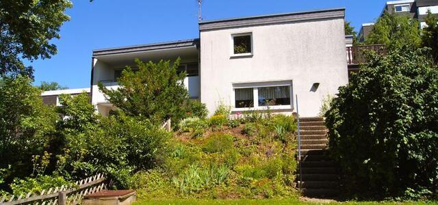 Einfamilienhaus in Siegen-Weidenau