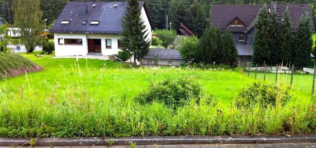 Ideales Baugrundstück Walpersdorf