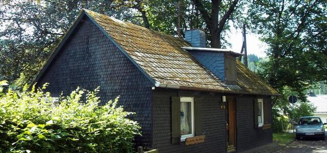 Kleines Einfamilienhaus in Netphen