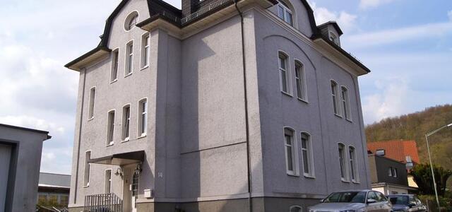 Dreifamilien-Stadthaus in Siegen