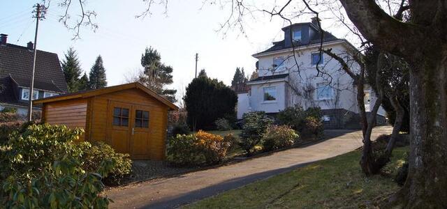 Wohnen im Park - in Hilchenbach-Dahlbruch