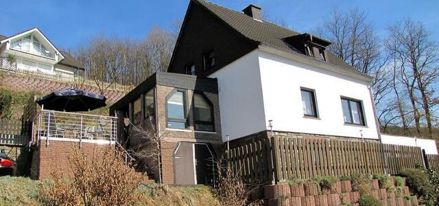 Klassisches Einfamilienhaus in Olpe