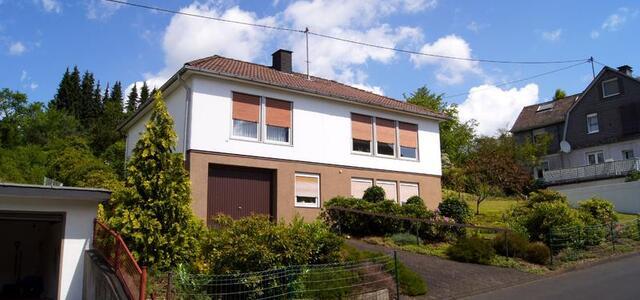 Einfamilienhaus in Mudersbach