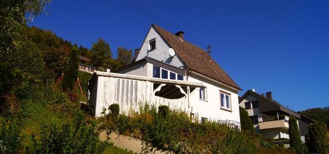 Einfamilienhaus in Netphen-Brauersdorf