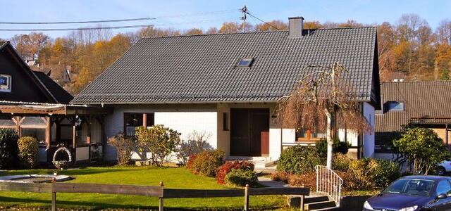 Einfamilienhaus in Netphen